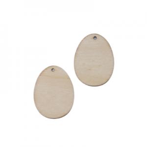 Cadeau labels van hout voor houtbranden of graveren met brandpen